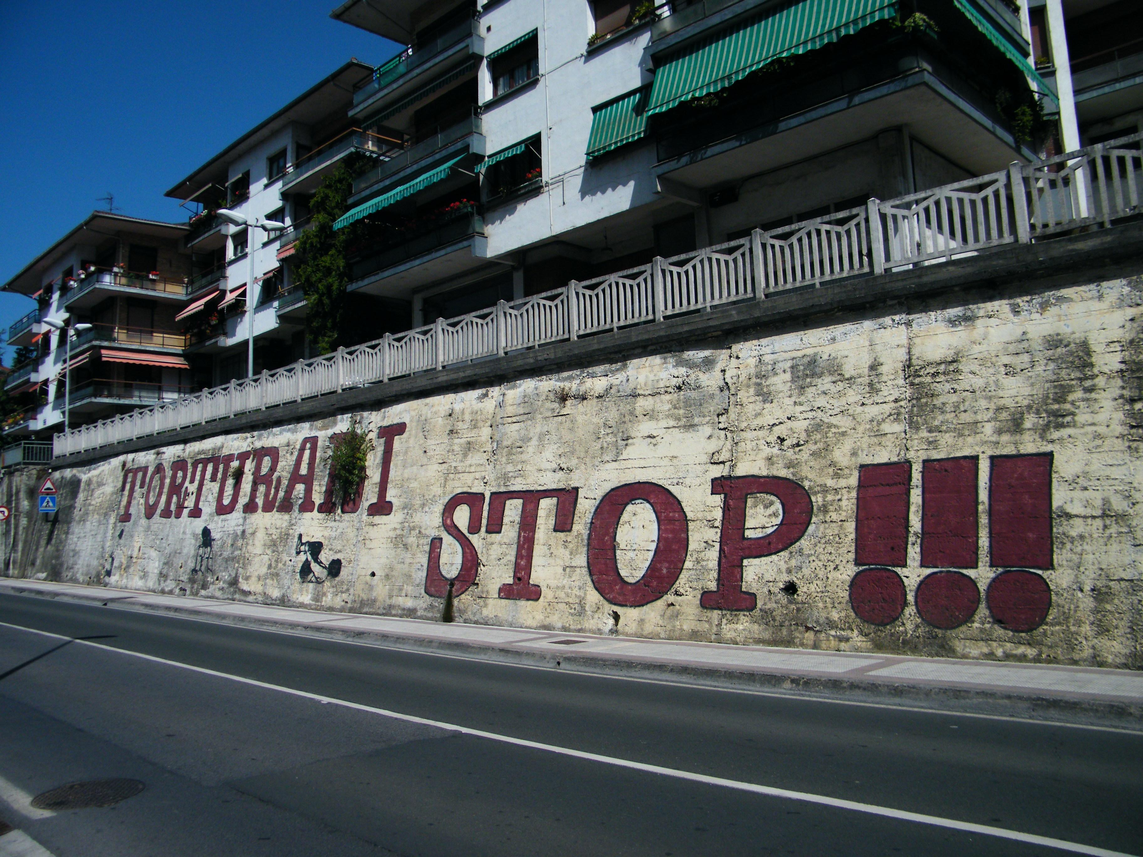 El comité contra la Tortura de las Naciones Unidas ha llamado en más de una ocasión al atención a Euskadi