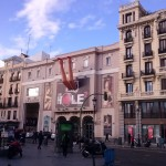 La basura embellece Madrid