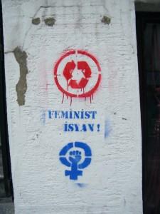 signo feminista