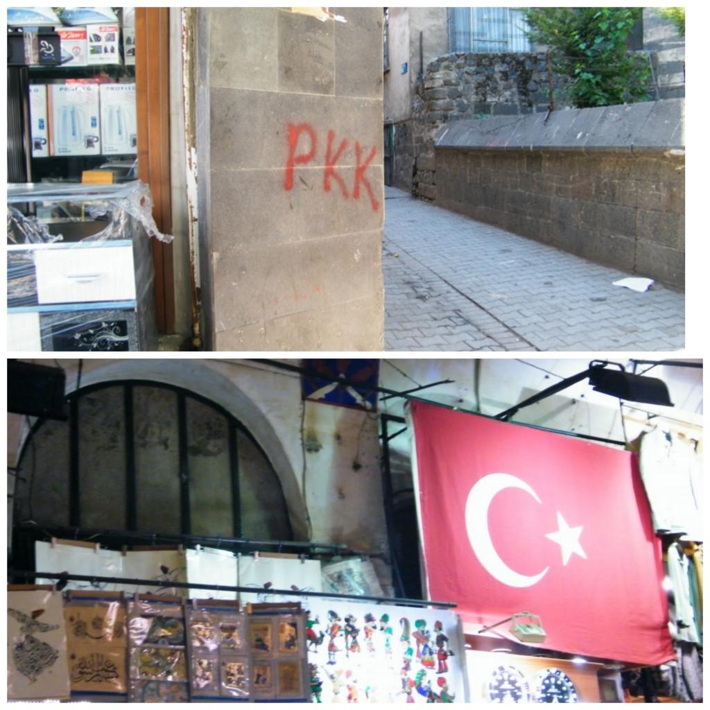 PKK y gobierno turco en proceso de paz