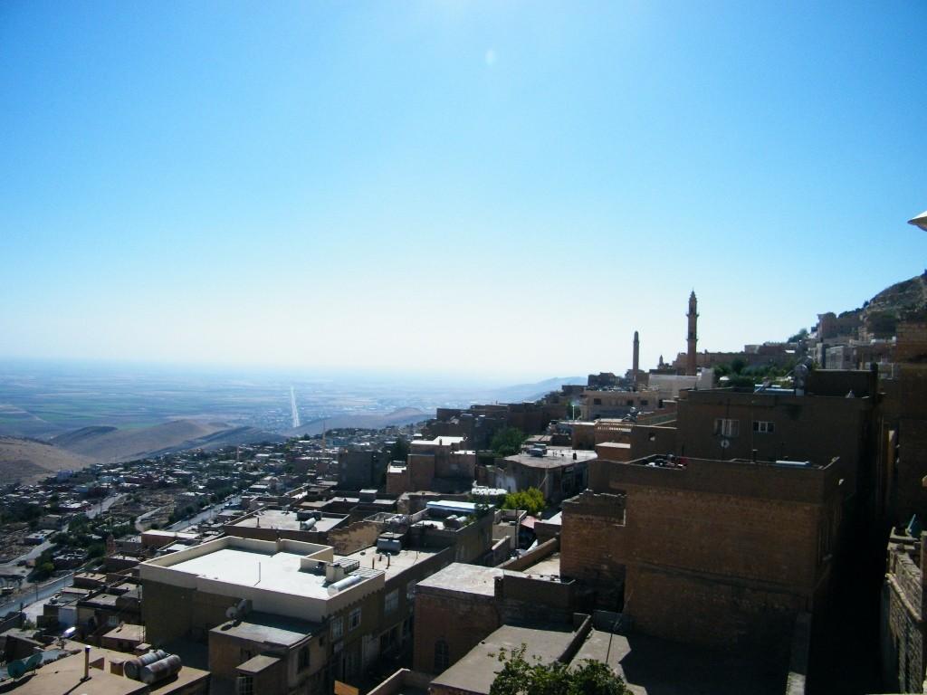 Mardin bonita ciudad en Turquía