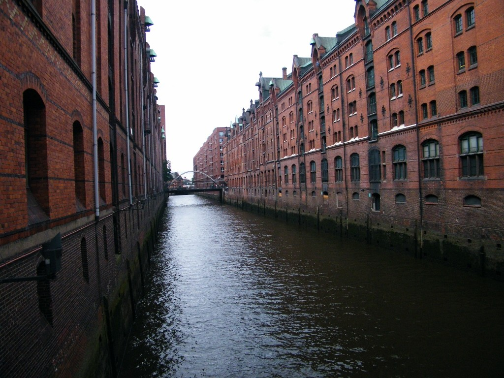 Hamburgo en la película