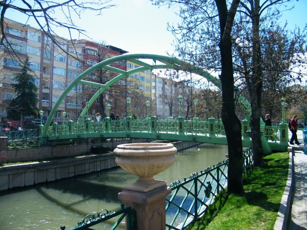 puentes bonitos en Eskisehir