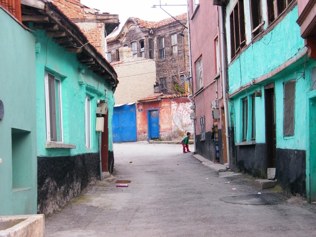 casas rehabilitadas en Eskisehir