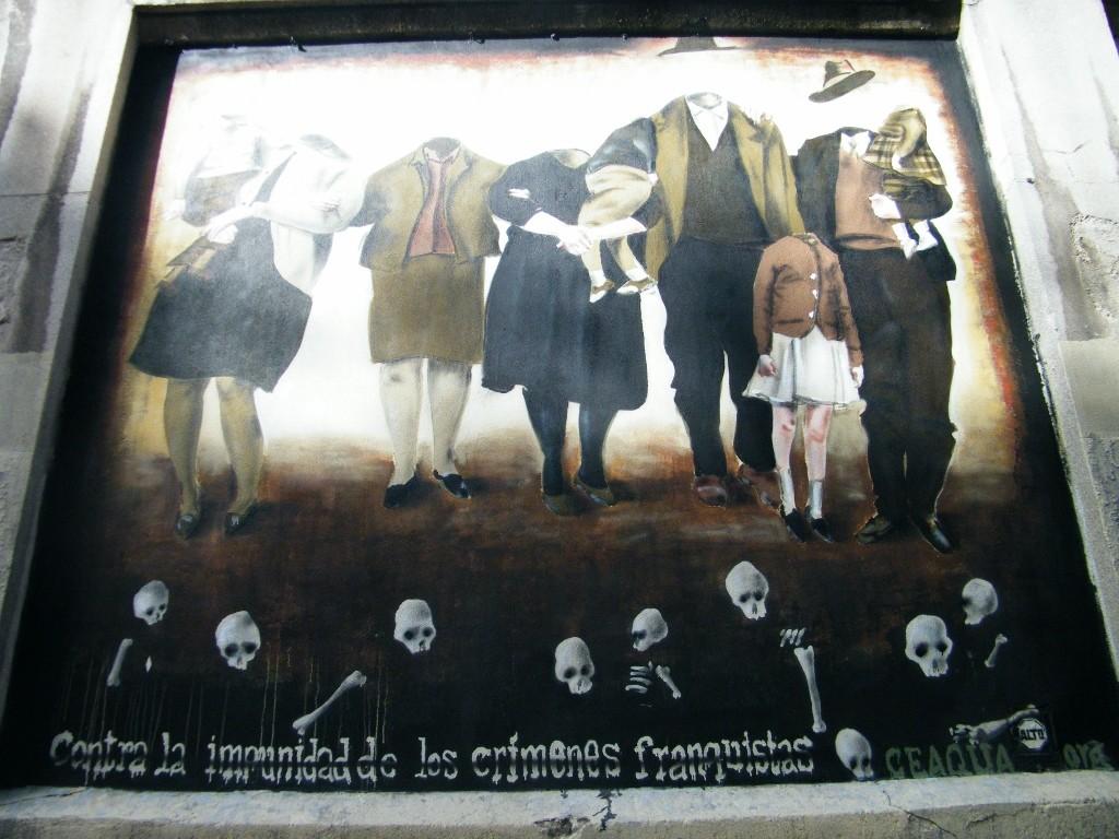 crímenes contra el franquismo