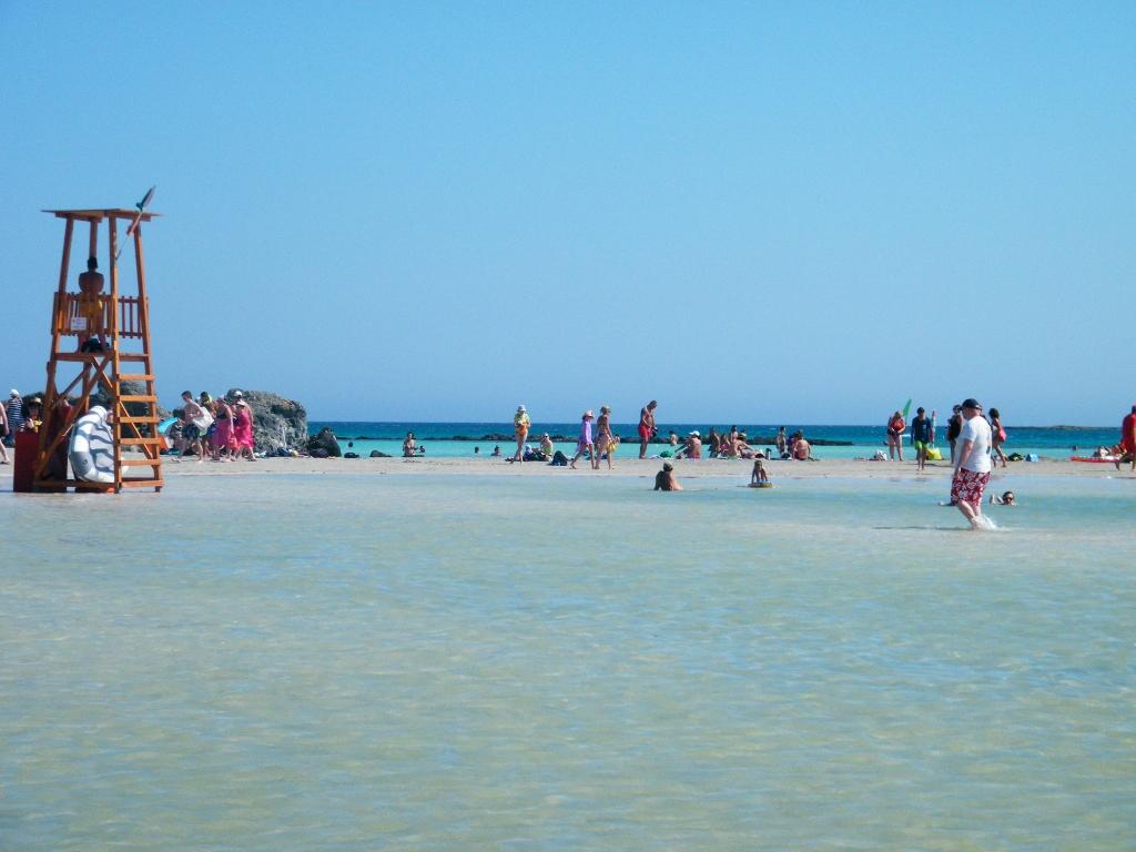 Playa de lujo en Creta: Elafonisi despierta la mirada