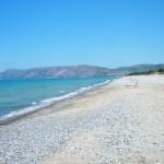 Playa de lujo en Creta: la soledad de Mithynas
