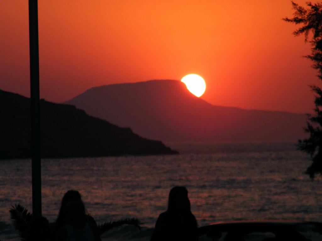 #LuzdeCreta: Impresiones sobre la crisis en Grecia y playas de lujo