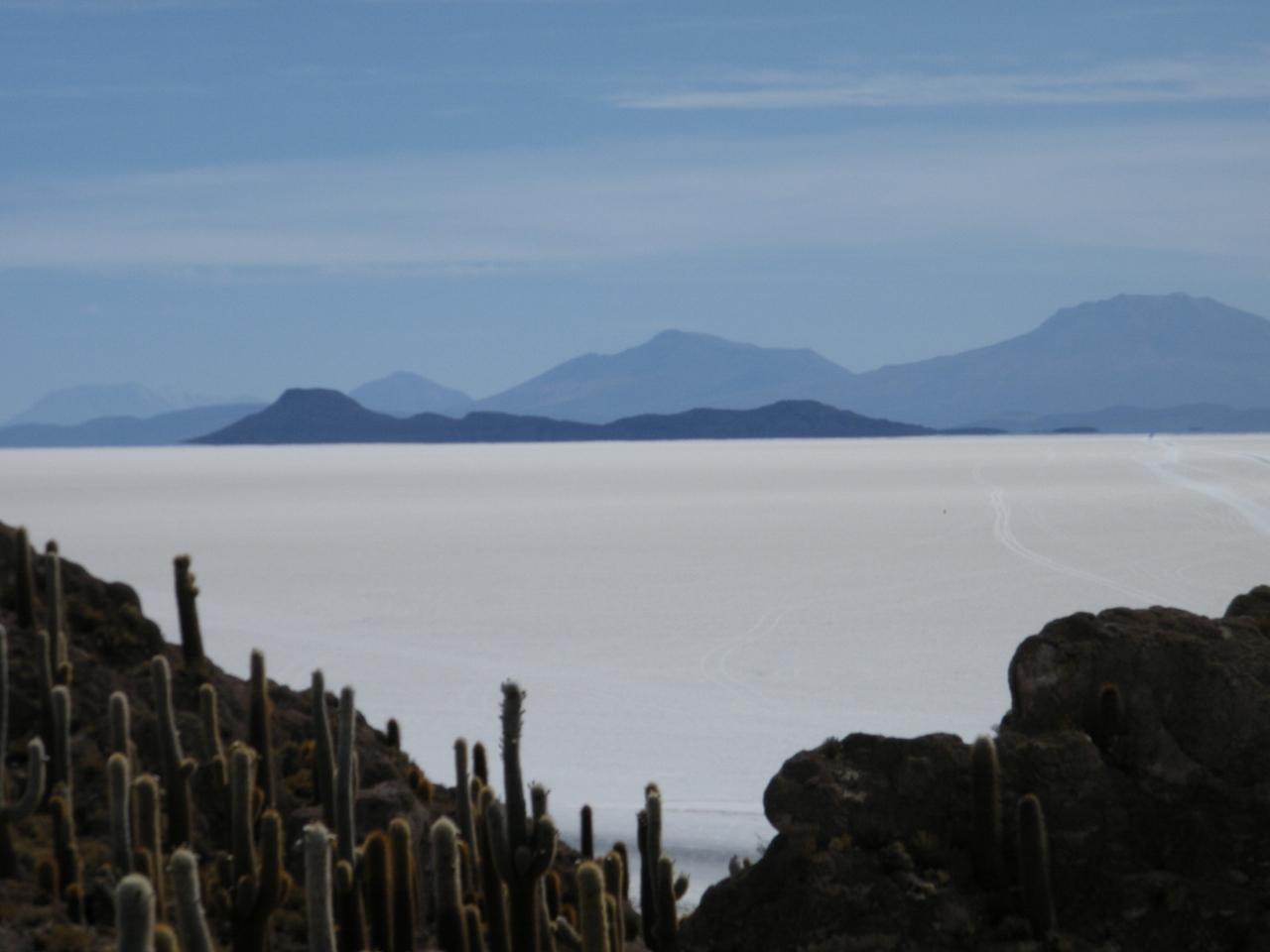 Recuerdos de Bolivia: el destello del Salar de Uyuni