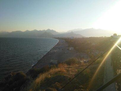 montañas de Antalya
