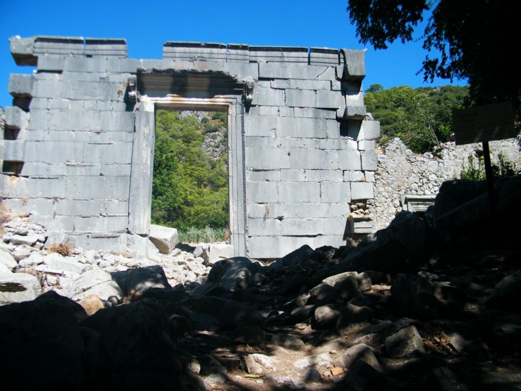 ruinas de Olympus