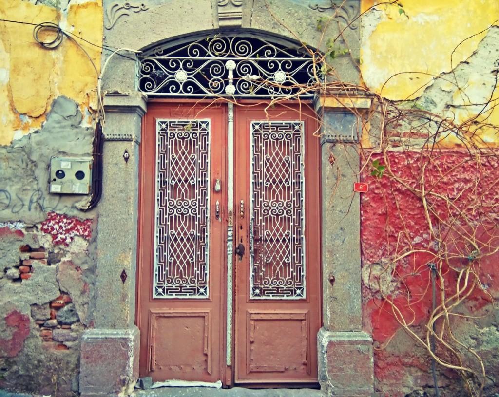 puertas con encanto en Bergama, Turquía