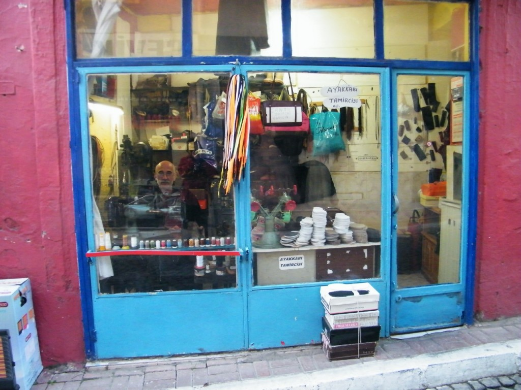 tiendas en Bergama