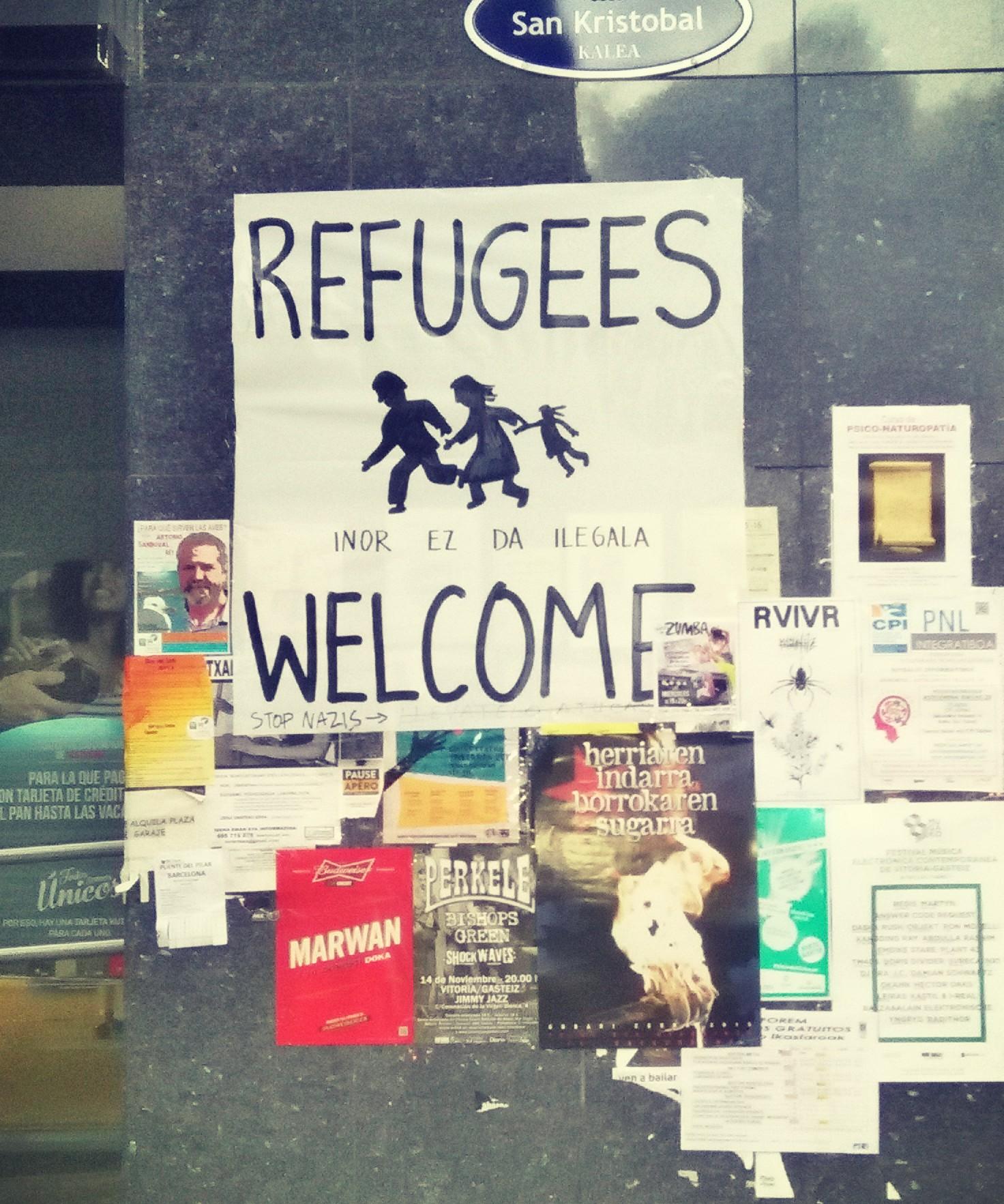 El ideal de la UE en su (escasa) solidaridad con los refugiados