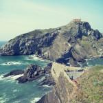 San Juan de Gaztelugatxe; 241 peldaños desde el rugido del mar
