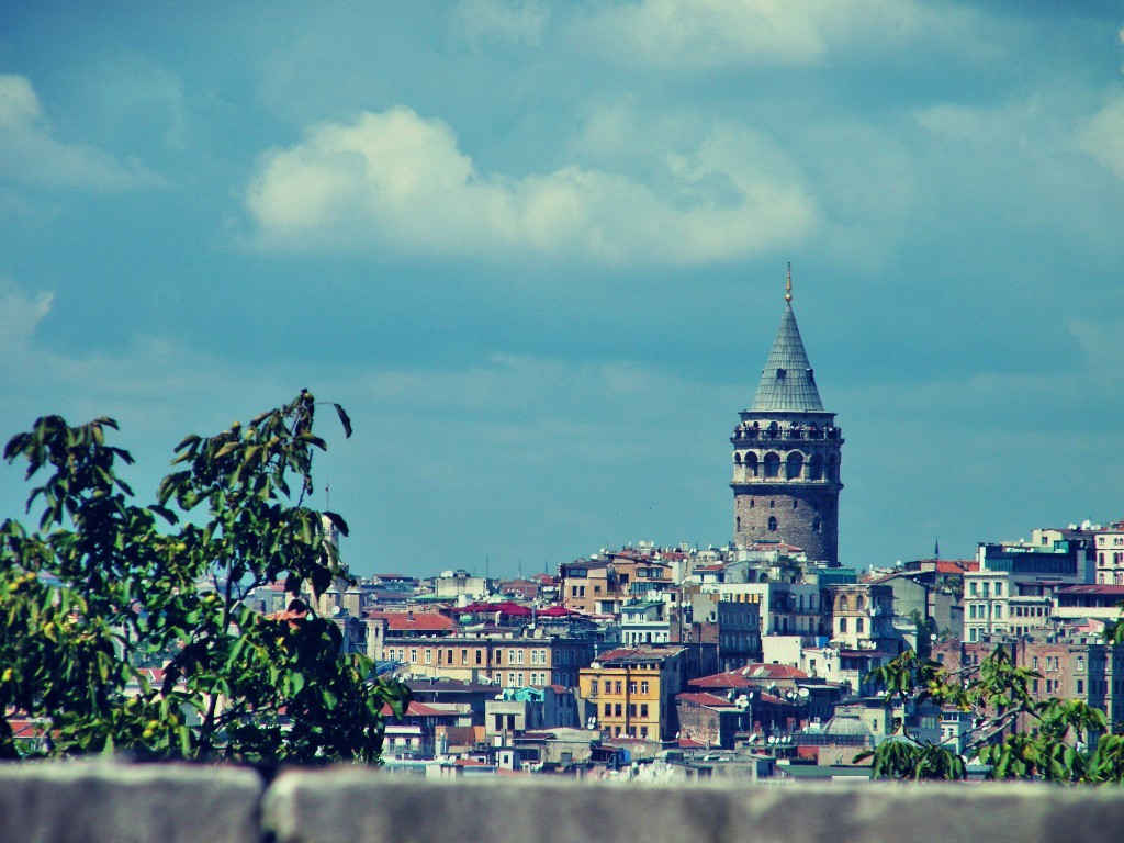 torre de Gálata en Taksim Istanbul