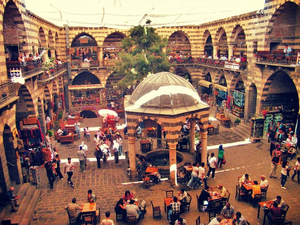 Diyarbakir en la guerra
