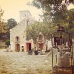 iglesia en el castillo de Bodrum