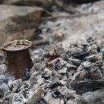 Leer el futuro en los posos del café turco