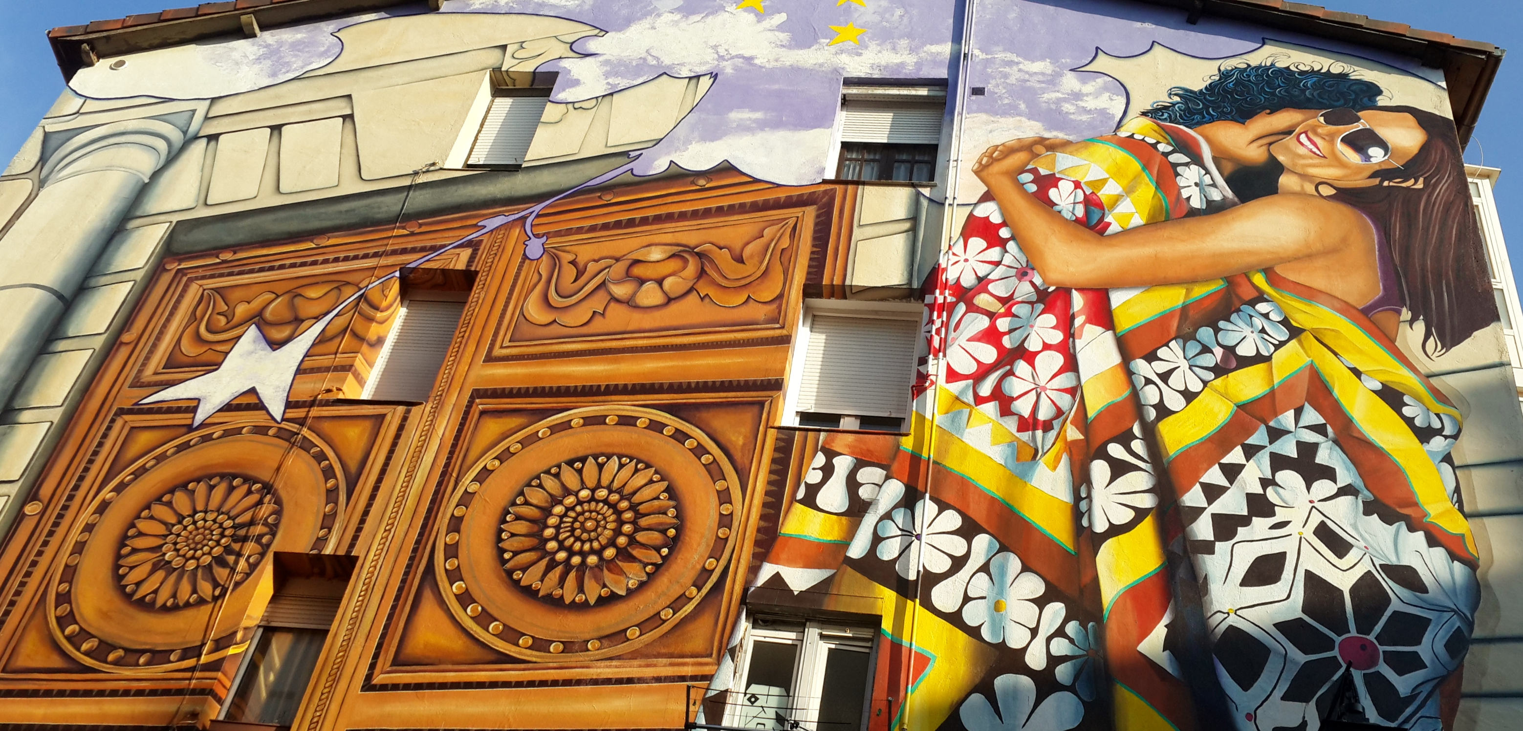 murales públicos Vitoria-Gasteiz: street art