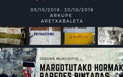 'Make off' #ParedesPintadas #MargotutakoHormak Aretxabaleta(n)