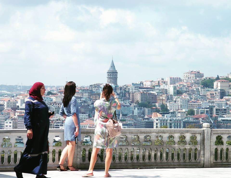 Mujeres en Turquía.