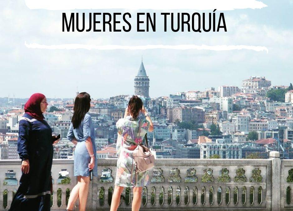 Mujeres en Turquía