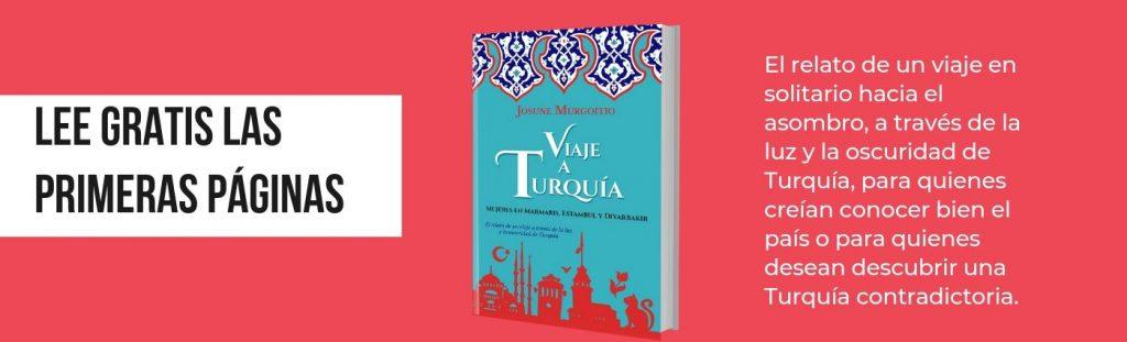 Lee gratis las primeras páginas de Viaje a Turquía: Mujeres en Marmaris, Estambul y Diyarbakir