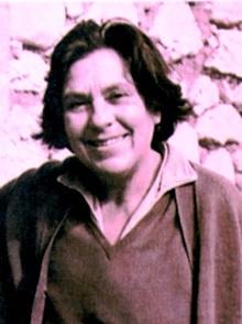 Retrato de Halet Çambel, mujeres en Turquía