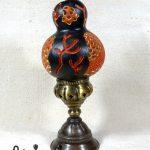 Artesano vasco de lámparas de calabaza: «Algo me atrapó en el Gran Bazar, al ver esas lámparas típicas de Turquía»