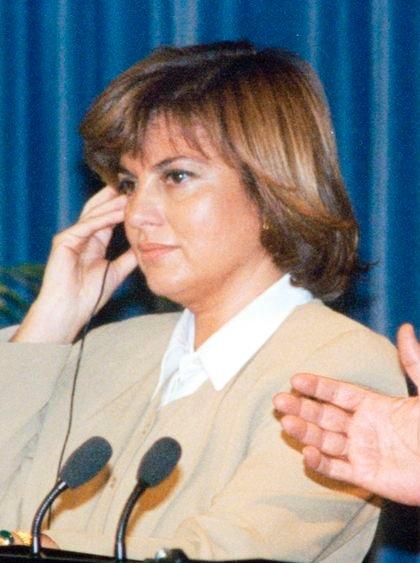 Tansu Çiller, la primera y única mujer que fue primera ministra de Turquía en mujeres célebres en Turquía