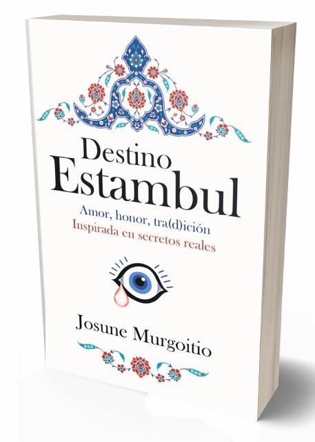 libro destino estambul novela josune murgoitio