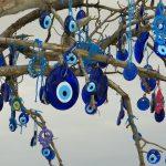 El significado de los colores en el 'Ojo Turco'