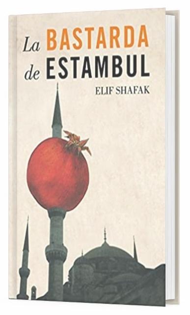 portada libro la bastarda de estambul de elif shafak