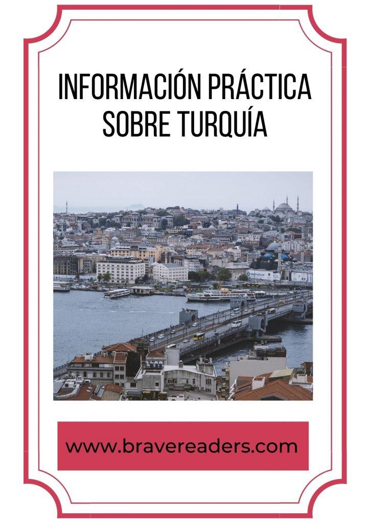 Información práctica sobre Turquía